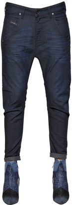 Fayza Stretch Cotton Medium Wash Jeans $265 thestylecure.com