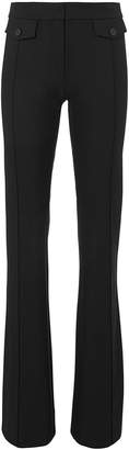 Derek Lam 10 Crosby Pocket Detail Flare Trousers