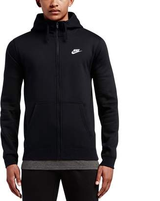 Nike Men's Club Fleece Full-Zip Hoodie