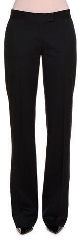 Stella McCartneyStella McCartney Classic Tailored Suit Pants, Black