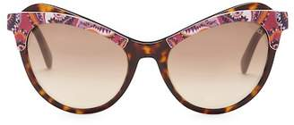 Emilio Pucci Women's Cat Eye Sunglasses
