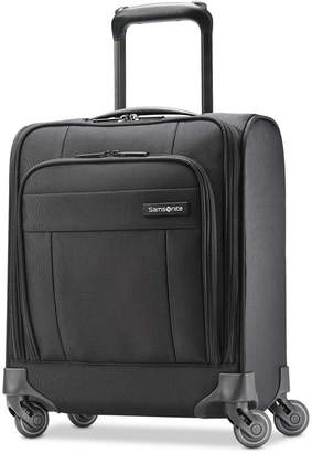 Samsonite Agilis Under-Seat Carry-On Suitcase with Usb Charging Port