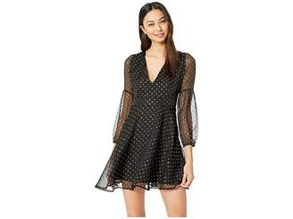 BB Dakota Star Gazer Printed Dress