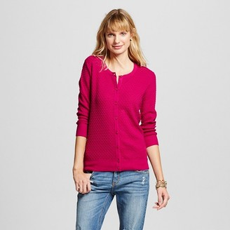 Merona Women's Favorite Cardigan $22.99 thestylecure.com