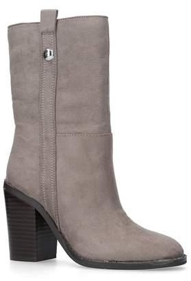 Nine West 'Harbourn' High Heel Calf Boots