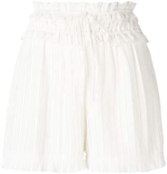 3.1 Phillip Lim pleated shorts