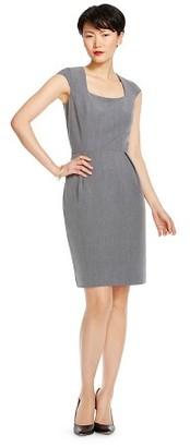 Merona Women's Bi-Stretch Twill Wrap Sheath Dress - Merona $29.99 thestylecure.com