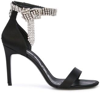 Oscar de la Renta open toe sandals