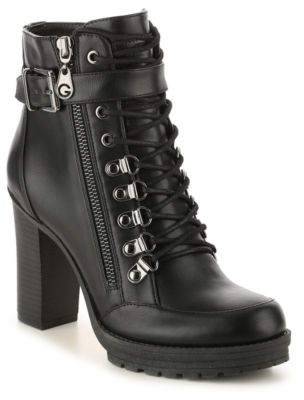 G by GUESS Grazzy Bootie $89 thestylecure.com
