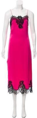 Alice + Olivia Silk Blend Dress w/ Tags