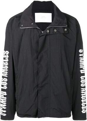 Stampd lightweight loose jacket