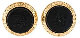 Givenchy Resin Drop Earrings