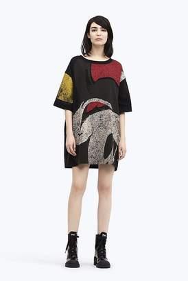 Marc Jacobs Short Sleeve Mickey Dress
