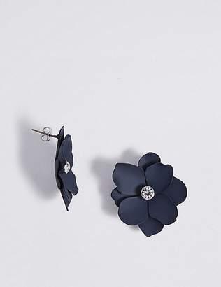 Marks and Spencer Soft Flower Stud Earrings