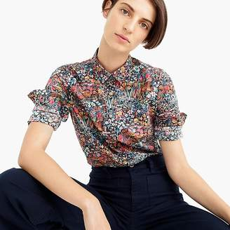 J.Crew Slim perfect shirt in Liberty® floral