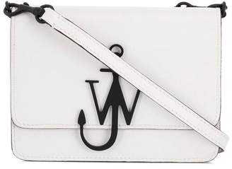 J.W.Anderson Mini Logo Purse Leather Cross-body Bag