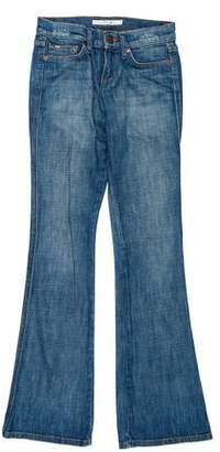 Joe's Jeans Rocker Low-Rise Jeans