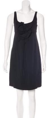 Diane von Furstenberg Adalina Ruffled Dress