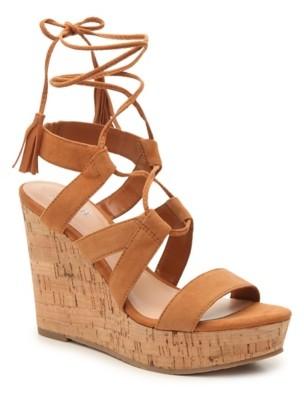 Bleecker & Bond Marisol Wedge Sandal
