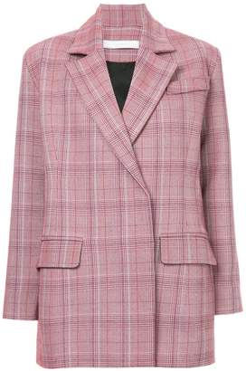 Tiko Paksa casual checked blazer