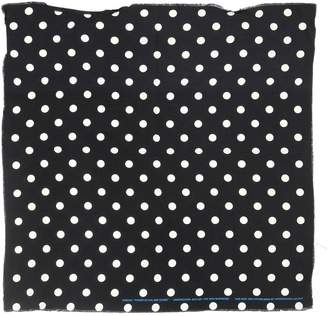 Undercover Polka Dot Printed Scarf
