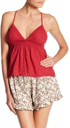 Melrose and Market V-Neck Knit Cami $23.97 thestylecure.com