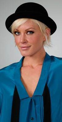 Eugenia Kim Bowler Hat