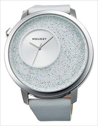 Moussy (マウジー) - マウジー腕時計 MOUSSY WM0131QC 腕時計 マウジー 時計 オリエント ORIENT ビッグ ケース MOUSSYBig Case