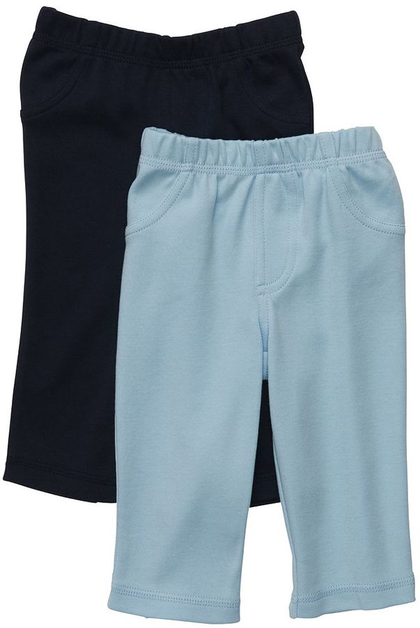 Carter's 2-pk. solid pants - baby