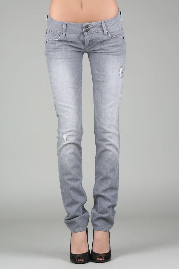 Hudson Jeans Collin Skinny Jean in Harney