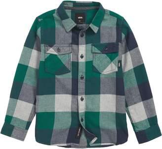 Vans Box Check Flannel Shirt