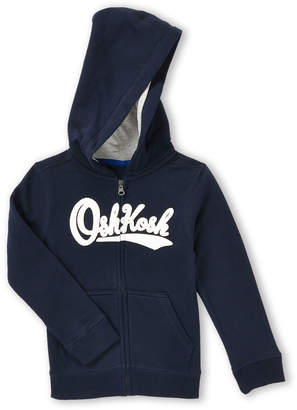 Osh Kosh Boys 4-7) Embroidery Logo Long Sleeve Hoodie