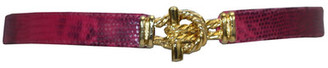 Raina Belts Fitz Belt $145 thestylecure.com
