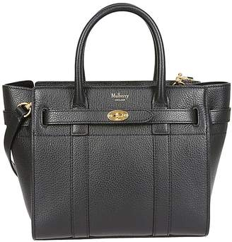 Mulberry Mini Zip Bayswater Tote