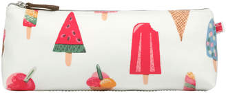 Cath Kidston Ice Cream Trapeze Pencil Case