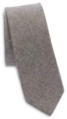 Original Penguin Textured Cotton Tie