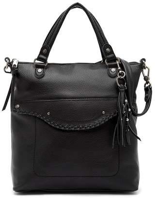 The Sak Robertson Leather Shoulder Bag