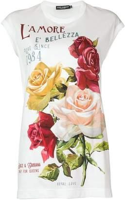 Dolce & Gabbana L'Amore T-shirt