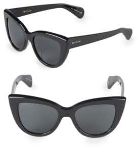 Paul Smith Lovell 50MM Butterfly Sunglasses