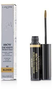 Lancome Brow Densify Powder To Cream - # 02 Blonde 1.6g/0.05oz