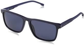 HUGO BOSS BOSS by Men's 0921/s Rectangular Sunglasses
