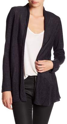 NIC+ZOE Open Front Linen Blend Cardigan $148 thestylecure.com