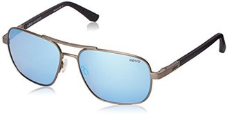 Revo RE 1012 Freeman Polarized Aviator Sunglasses $229 thestylecure.com