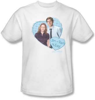 Office The Jim & Pam 4 Ever Adult T-Shirt In
