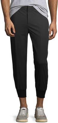 Neil Barrett Cropped Trouser Jogger Pants