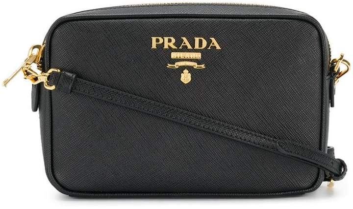 Prada Saffiano cross-body bag