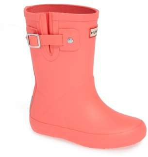 Hunter Buckle Strap Rain Boot
