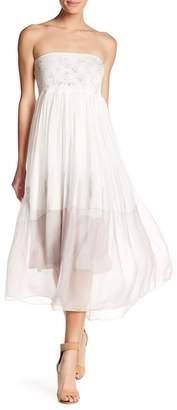 Luma Dyed Convertible Maxi Skirt