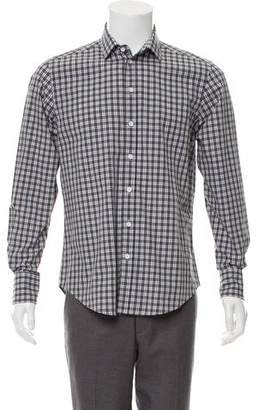 Rag & Bone Plaid Casual Shirt