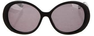 House Of Harlow Round Tinted Sunglasses